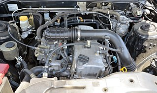 Nissan L engine - WikiMili, The Free Encyclopedia