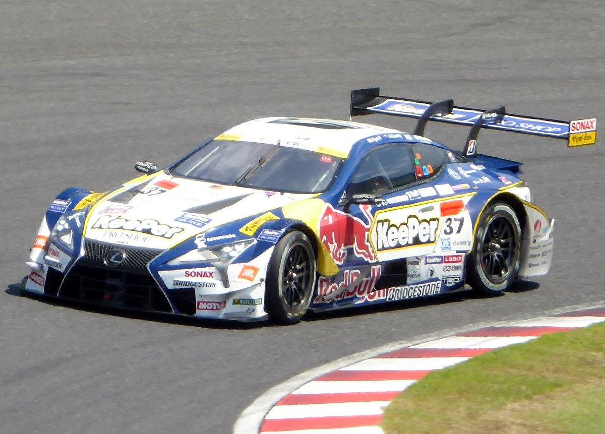 2017 Super GT Series - Wikipedia