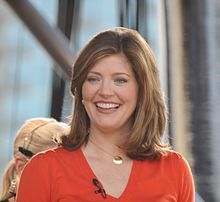 height Norah O'Donnell
