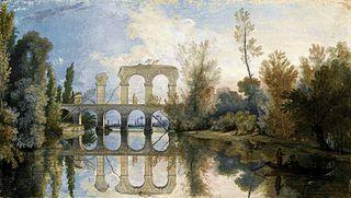 Aqueduct in Arkadia.