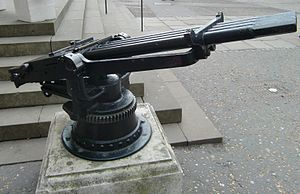 Nordenfelt 1 in at Tower of London.JPG