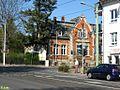 Nordhausen - Wilhelm-Nebelung-Straße, Stolberger STraße, Thomas-Mann-Club.jpg