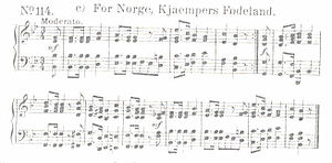 Norges Skaal - Cover from Norges Skaal