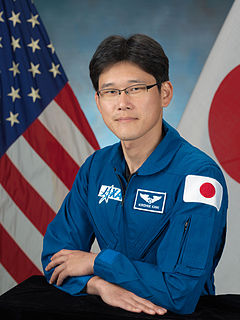 Norishige Kanai Japanese doctor and JAXA astronaut