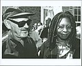 Norman Jewison and Whoopi Goldberg at the 1994 CFC Annual BBQ Fundraiser. (48198939352).jpg