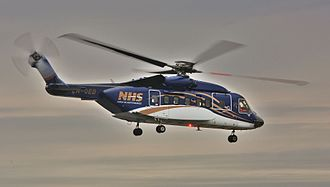 Norsk Helikopterservice - NHS Sikorsky S-92A at Sumburgh Airport