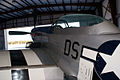 North American TP-51D-25-NT Mustang Crazy Horse DownLSide Stallion51 19Jan2012 (14797208150).jpg