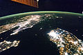 North and South Korea at night.jpg