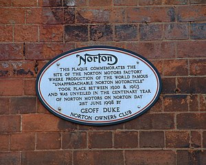 Norton Factory Plaque - geograph.org.uk - 386074.jpg
