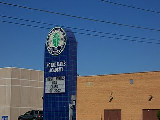 Notre Dame Academy (Green Bay, Wisconsin)