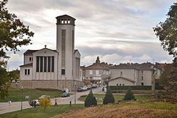 Nouveau village d'Oradour-sur-Glane