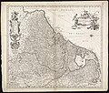 Novissima et accuratissima XVII provinciarum Germaniae inferioris tabula (8345415555).jpg