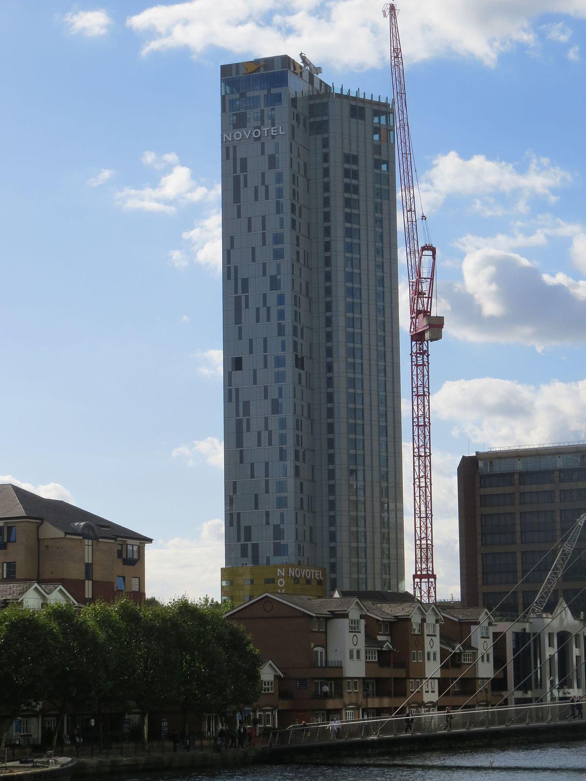 Hotel Novotel London Tower Bridge London Vereinigtes Konigreich