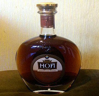 Yerevan Ararat Brandy Factory - Noy Classic, 7 years-old Armenian brandy from Yerevan Ararat Brandy Factory