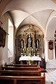 Nußdorf am Haunsberg - Pfarrkirche hl. Georg - 2019 08 19 - 5.jpg