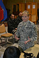 Nurse Judi Wright instructs Afghan guards 130304-A-CT502-003.jpg