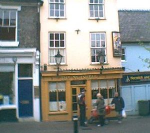 A photo of The Nutshell pub in Bury St Edmunds...