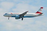 OE-LBJ - A320 - Austrian Airlines