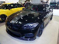 OSAKA AUTO MESSE 2015 (240) - BMW M235i Coupé (F22) tuned by MACARS.JPG