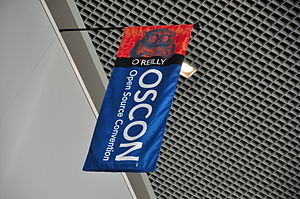 O'Reilly Open Source Convention - Image: OSCON 2010