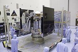OSIRIS-REx Spacecraft Prepared for Mission