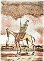 Obraz Don Quijote od Cypriána Majerníka.jpg