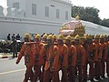 Officers after the royal funeral procession of King Bhumibol Adulyadej (03).jpg