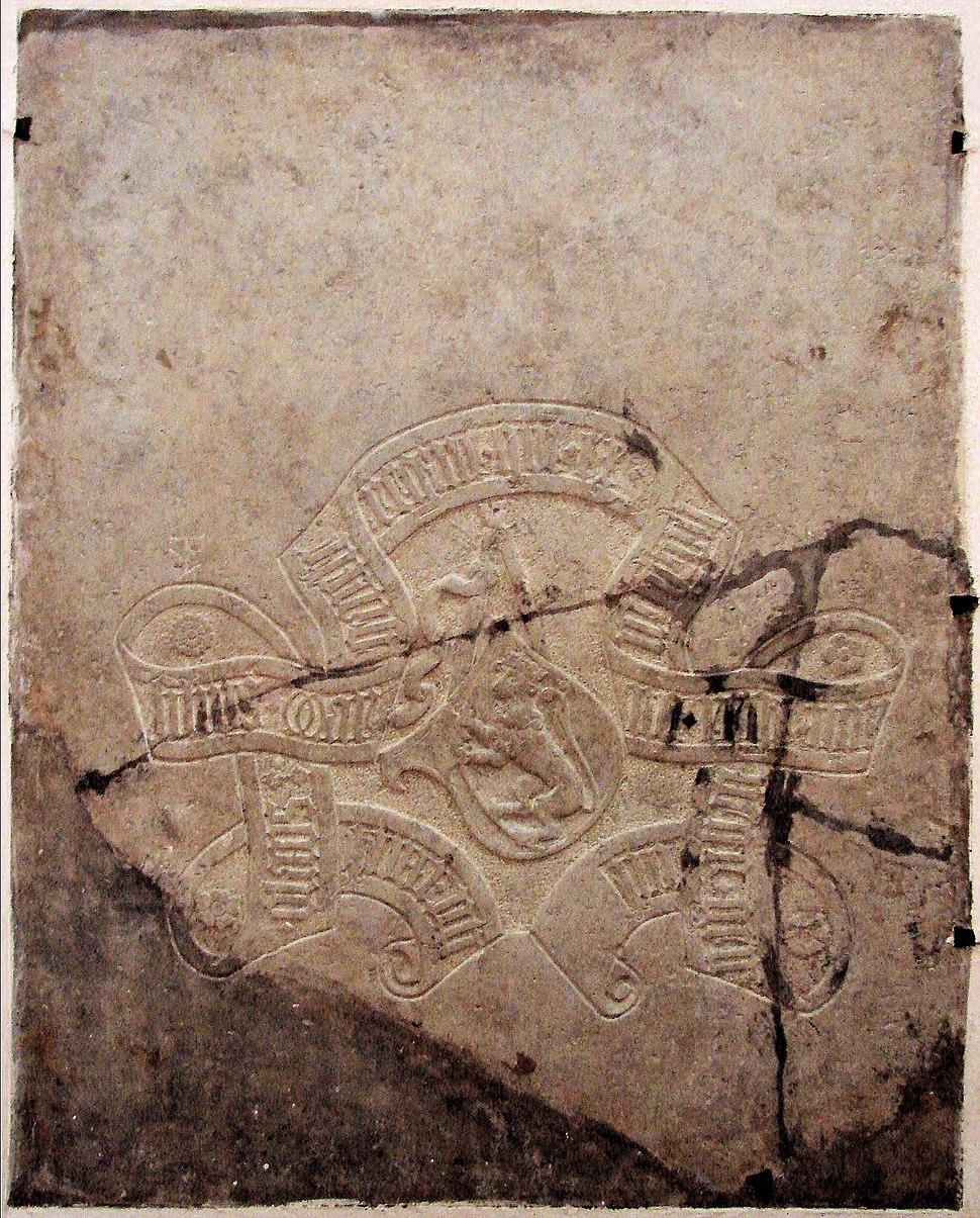 Olavs gravsten Sorø