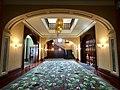 Old Government House, Brisbane, ground level hall 01.jpg