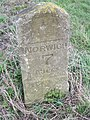Old Milestone - geograph.org.uk - 1196818.jpg