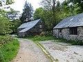 Old barns at Laughter Hole - May 2012 - panoramio.jpg