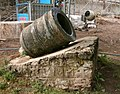 Old canon and cement mixer -) - panoramio.jpg