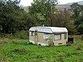 Old caravan at Lendal Lodge - geograph.org.uk - 263193.jpg