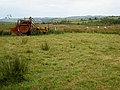 Old farm machinery, near Llangadfan - geograph.org.uk - 560351.jpg