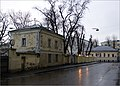 Old house in Archangelsky lane - Moscow, Russia - panoramio.jpg