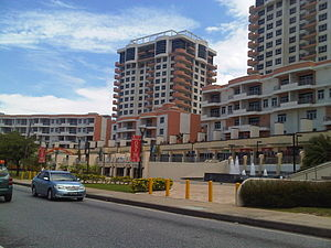 One Woodbrook Place, Port of Spain 2012