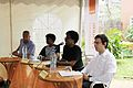 Opening of the Espace WikiAfrica in Douala 42.JPG