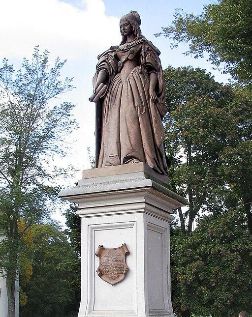 Oranienburg Denkmal Luise Henriette
