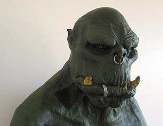 Orc - An Orc mask