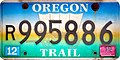 Oregon 2019 Trail Travel Trailer license plate.jpg