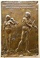Orpheus and Eurydice by Peter Vischer (1487-1528), Nurnberg, c. 1515, bronze - Bode-Museum - DSC03347.JPG