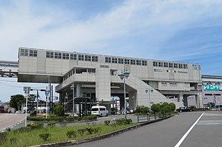 Toyokawa Station (Osaka)