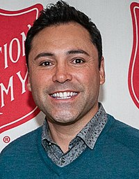 Image illustrative de l'article Oscar de la Hoya