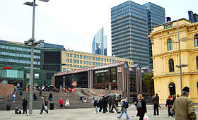 Image illustrative de l'article Gare centrale d'Oslo
