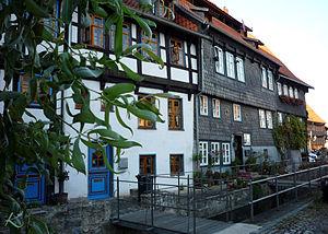 Osterwieck - Old town ensemble