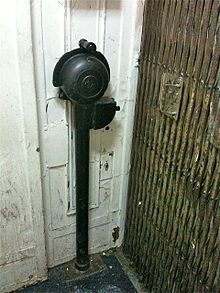 elevator otis 1920s controller operational in nyc apartment building