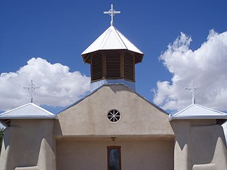 Peralta, New Mexico - Our Lady of Guadalupe, Peralta