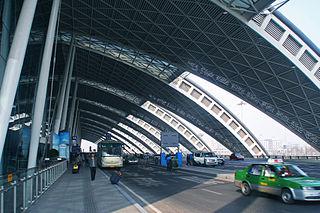 Chengdu Shuangliu International Airport Airport in Chengdu, Sichuan, China