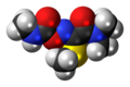Oxamyl molecule spacefill.png