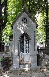 Henri Mathieu: Tomb of Boudin